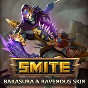 SMITE Bakasura and Ravenous Skin