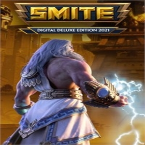SMITE Digital Deluxe Edition 2021
