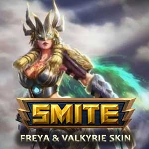 SMITE Freya and Valkyrie Skin