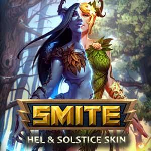 SMITE Hel and Solstice Skin