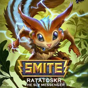 SMITE Ratatoskr The Sly Messenger