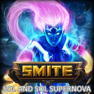 Buy SMITE Sol and Sol Supernova Skin Xbox One Code Compare Prices
