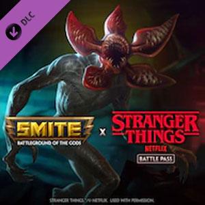 SMITE x Stranger Things Plus Bundle