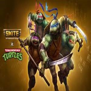 SMITE x TMNT Plus Bundle