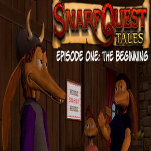 SnarfQuest Tales Episode 1 The Beginning