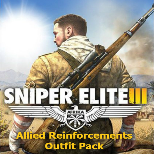 Buy Sniper Elite 3 Allied Reinforcements Outfit Pack CD Key Compare Prices