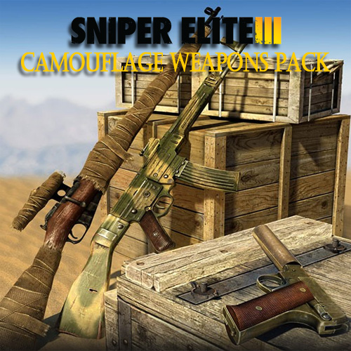 Buy Sniper Elite 3 Camouflage Weapons Pack CD Key Compare Prices