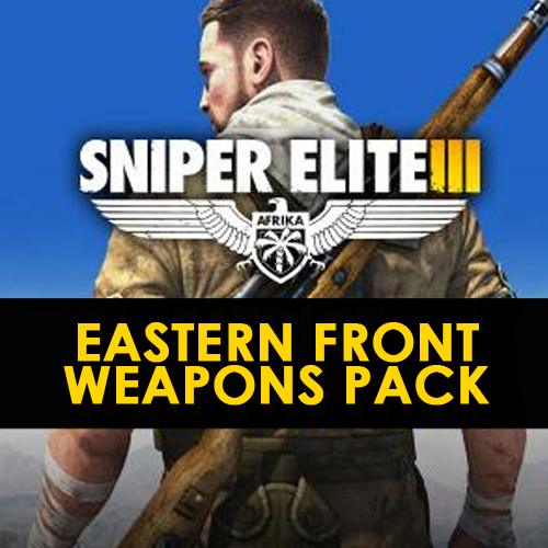 Buy Sniper Elite 3 Eastern Front Weapons Pack CD Key Compare Prices