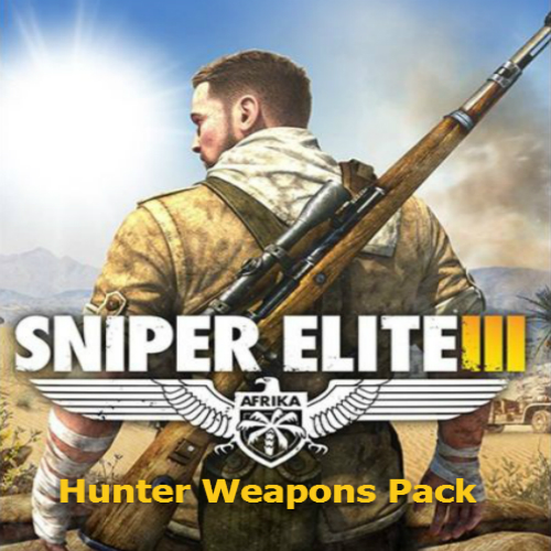 Buy Sniper Elite 3 Hunter Weapons Pack CD Key Compare Prices