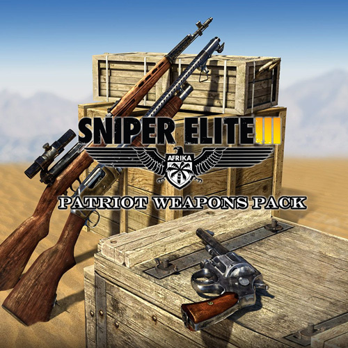 Buy Sniper Elite 3 Patriot Weapons Pack CD Key Compare Prices