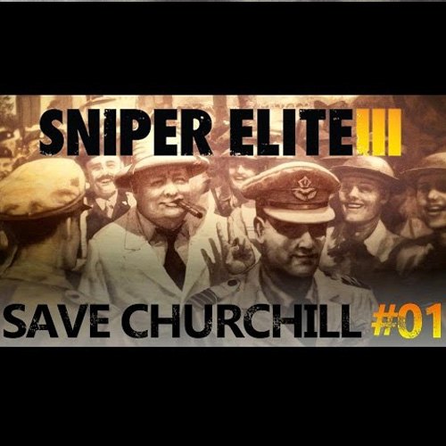 Buy Sniper Elite 3 Save Churchill Part 1 In Shadows CD Key Compare Prices
