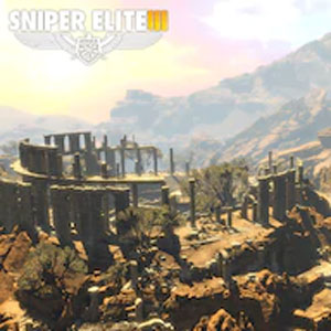 Sniper Elite 3 Save Churchill Part 3 Confrontation