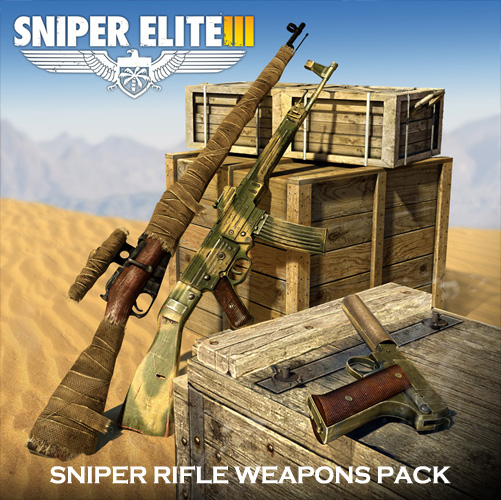 Buy Sniper Elite 3 Sniper Rifle Weapons Pack CD Key Compare Prices