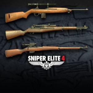 Sniper Elite 4 Allied Forces Rifle Pack