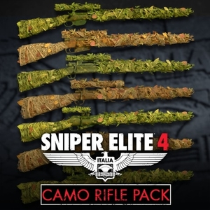 Buy Sniper Elite 4 Camouflage Rifles Skin Pack PS4 Compare Prices