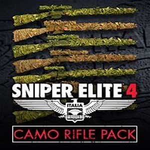 Buy Sniper Elite 4 Camouflage Rifles Skin Pack Xbox One Compare Prices