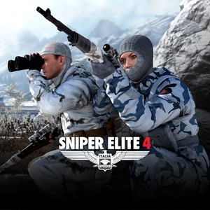 Sniper Elite 4 Cold Warfare Winter Expansion Pack