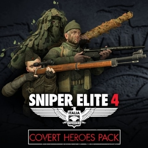 Buy Sniper Elite 4 Covert Heroes Character Pack PS4 Compare Prices