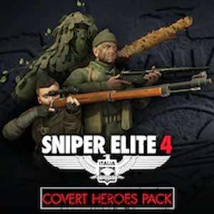 Sniper Elite 4 Covert Heroes Character Pack
