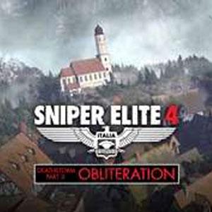 Sniper Elite 4 Death Storm Part 3 Obliteration