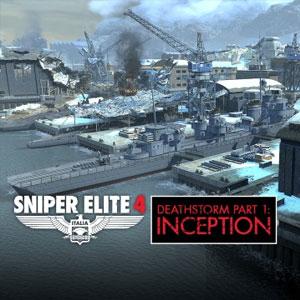 Sniper Elite 4 Deathstorm Part 1 Inception
