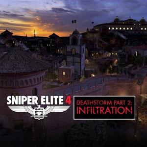 Sniper Elite 4 Deathstorm Part 2 Infiltration
