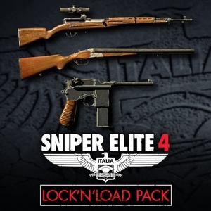 Sniper Elite 4 Lock and Load Weapons Pack