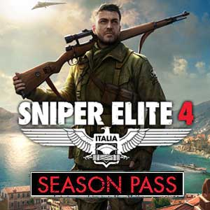 Sniper Elite 4 Season Pass