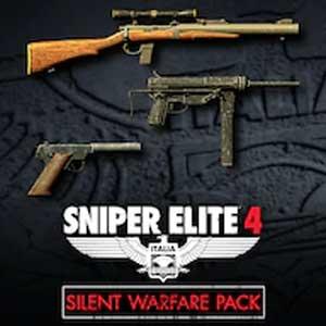 Sniper Elite 4 Silent Warfare Weapons Pack