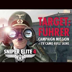 Sniper Elite 4 Target Fuhrer