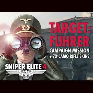Buy Sniper Elite 4 Target Fuhrer Xbox One Code Compare Prices