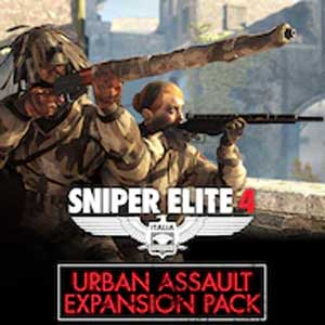 Buy Sniper Elite 4 Urban Assault Expansion Pack Nintendo Switch Compare Prices