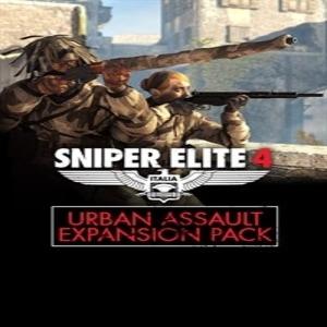 Sniper Elite 4 Urban Assault Expansion Pack