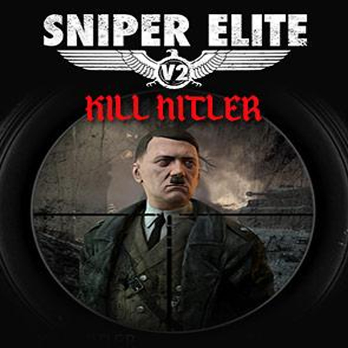 Buy Sniper Elite V2 Kill Hitler CD Key Compare Prices