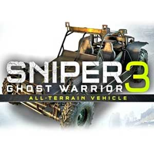 Sniper Ghost Warrior 3 All-terrain Vehicle