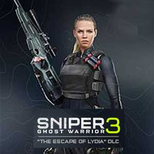 Buy Sniper Ghost Warrior 3 THE ESCAPE OF LYDIA CD Key Compare Prices