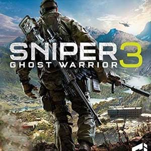 Buy Sniper Ghost Warrior 3 Weapon Skin Grass Wave PS4 Compare Prices