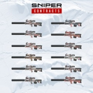 Sniper Ghost Warrior Contracts Fun with Flags