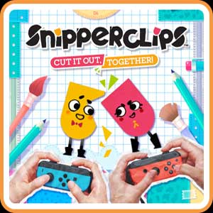 Buy Snipperclips Cut it out together Nintendo Switch Compare prices