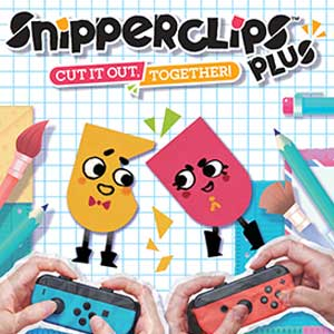 Buy Snipperclips Plus Cut It Out, Together! Nintendo Switch Compare prices