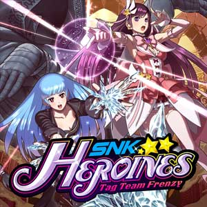 SNK Heroines Tag Team Frenzy