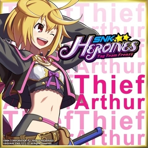Buy SNK HEROINES Tag Team Frenzy Thief Arthur PS4 Compare Prices