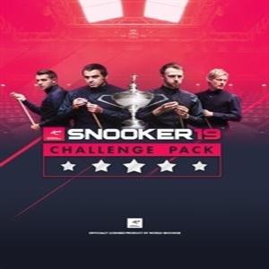 Snooker 19 Challenge Pack