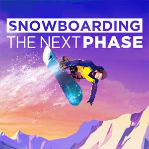 Snowboarding The Next Place