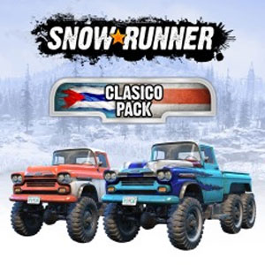 Buy SnowRunner Clasico Pack PS4 Compare Prices
