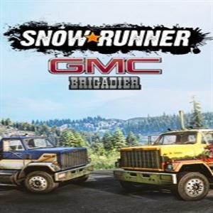 SnowRunner GMC Brigadier