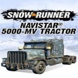 SnowRunner Navistar 5000 MV Tractor