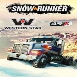 Buy SnowRunner Western Star 49X Xbox Series Compare Prices