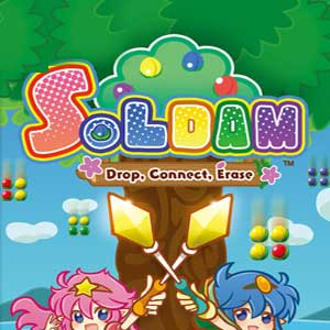 Soldam Drop, Connect, Erase