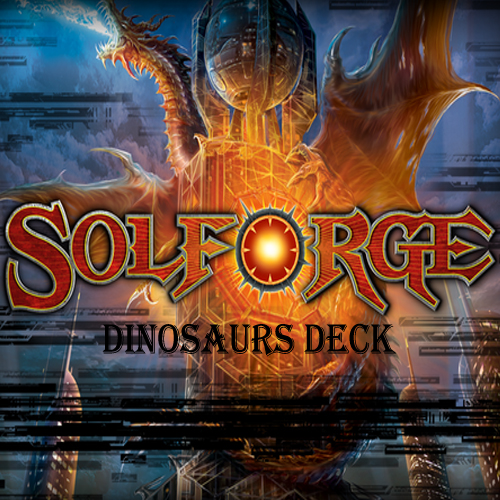 Buy SolForge Dinosaurs Deck CD Key Compare Prices